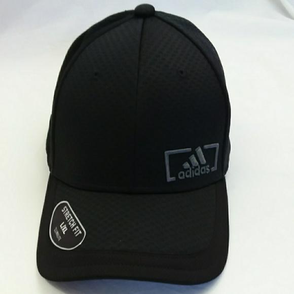 Men s ADIDAS Climalite Stretch Fit Hat Size L XL c13b7635b6f